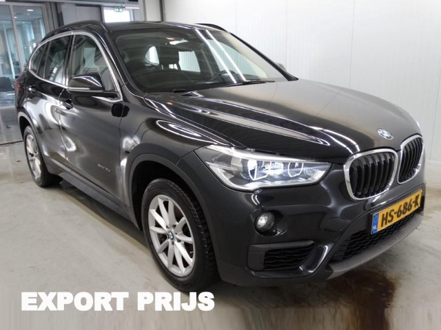 BMW X1 1.8d sDrive Corporate Lease Essential *LED+NAVI+PDC+ECC+CRUISE*