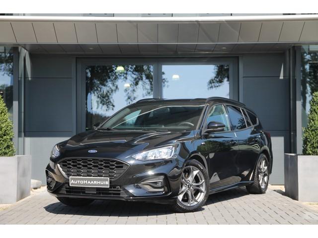 Ford Focus Wagon 1.0 126 PK ST-Line   automaat   Apple CarPlay   € 7.000,- voordeel!   Navi   Winterpakket   Keyless  