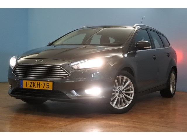 Ford Focus Wagon 126PK 1.0 First Edition climate navi lmv pdc
