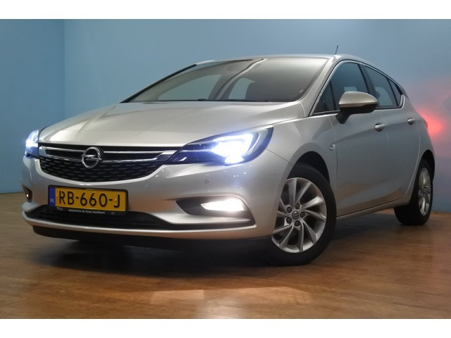 Opel Astra 1.0 Innovation AUTOMAAT 5 deurs climate navi pdc lmv