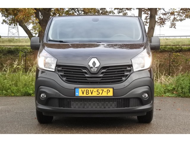 Renault Trafic 1.6 dCi T29 L2H1 DC Comfort Energy airco navi 6 pers