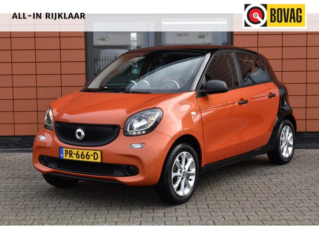 Smart Forfour 1.0 Pure Automaat Cool&Audio