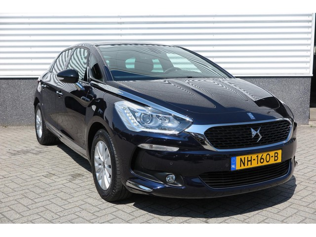 DS DS 5 BlueHDi 120pk S&S Chic