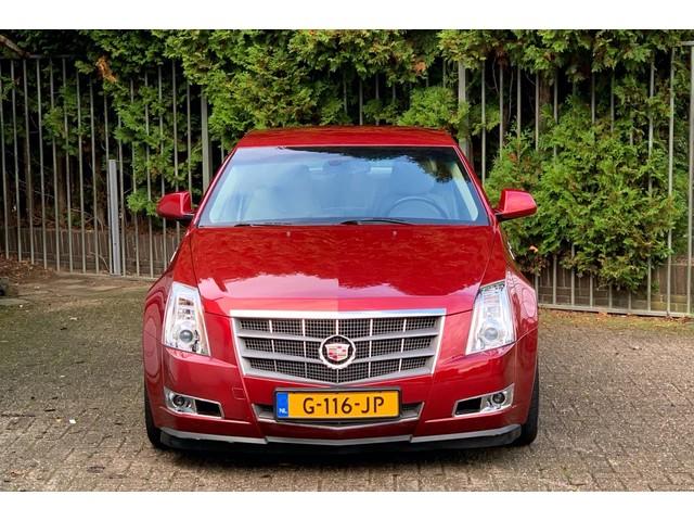 Cadillac CTS 3.6 V6 Sport Luxury 1e Eig 49dkm Car-Pass NAP