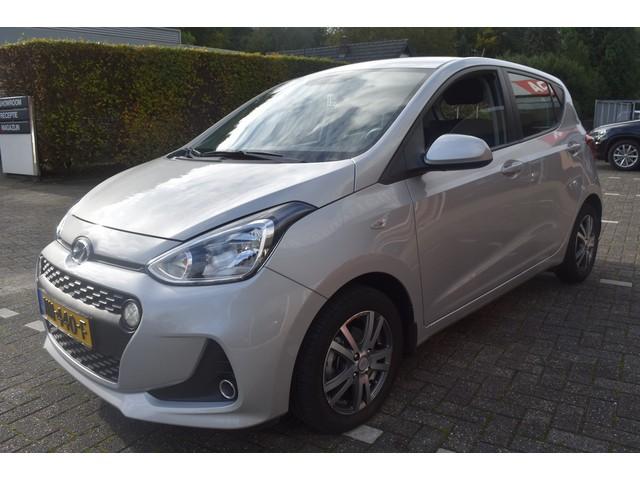Hyundai i10 1.0i Go! 2017  navigatie