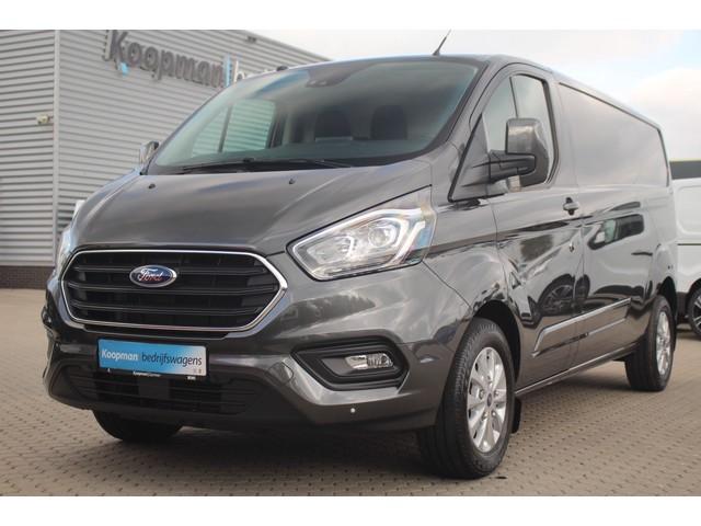 Ford Transit Custom 300 2.0TDCI 130pk L2H1 Limited | Nieuw! | Navi | Camera | DAB | Airco | Cruise | Lease 393,- p m