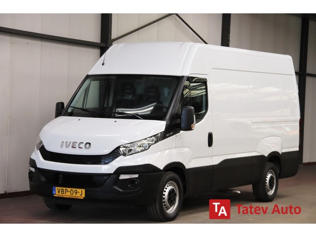 Iveco Daily 35S13 L2H2 3500KG TREKVERMOGEN AIRCO CRUISE CONTROL TREKHAAK