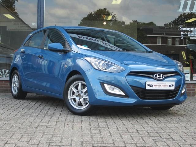 Hyundai i30 1.4 I-Drive Cool 5 deurs! Airco Led MTF-stuur! 1e eigenaar Dealer OH Nieuwstaat!