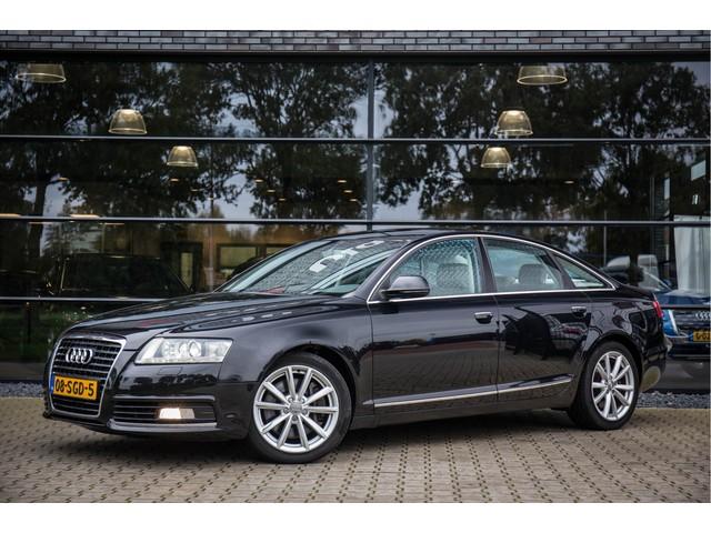 Audi A6 3.0 TDI quattro Pro Line S 240PK, Bi-xenon, Navigatie, Leer alcantara,