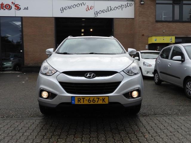Hyundai ix35 1.6 GDI 136PK Style NAVI+CAMERA LEER LMV!