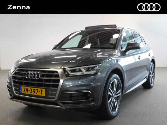 Audi Q5 2.0 TFSI 252pk Quattro Pro Line S-Tronic | S-Line | Virtual cockpit | Panoramadak | LED verlichting | Elec. kofferklep | BTW ver