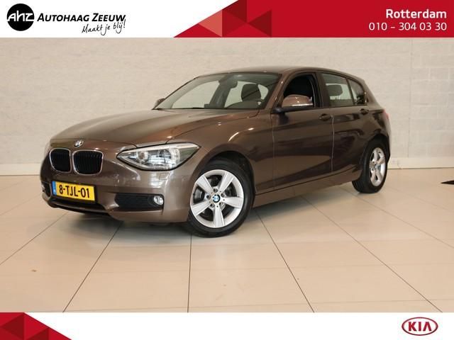 BMW 1 Serie 116i Executive Navi   Climate control   Parkeersensoren   AUTOMAAT