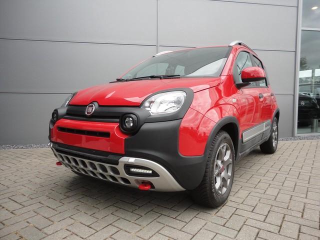 Fiat Panda 1.2 69PK City Cross|ZEER SPORTIEF|LM VELGEN|PARKEERSENSOREN|