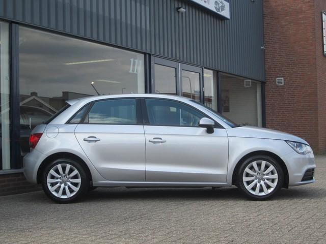Audi A1 Sportback 1.4TFSI S-Tronic 5 deurs! Bi-Xenon LED Airco Parkeerhulp Navi voorber. Nieuwstaat!