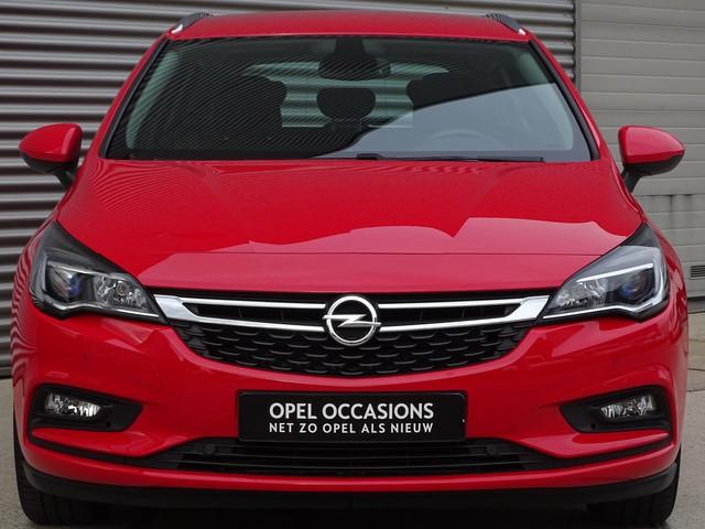 Opel Astra Sports Tourer 1.4 Turbo Online Ed. Afn. Trekhaak   Navigatie   Camera