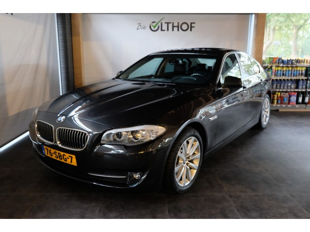 BMW 5 Serie 528i High Executive   SCHUIF-KANTEL   LEDER   CAMERA