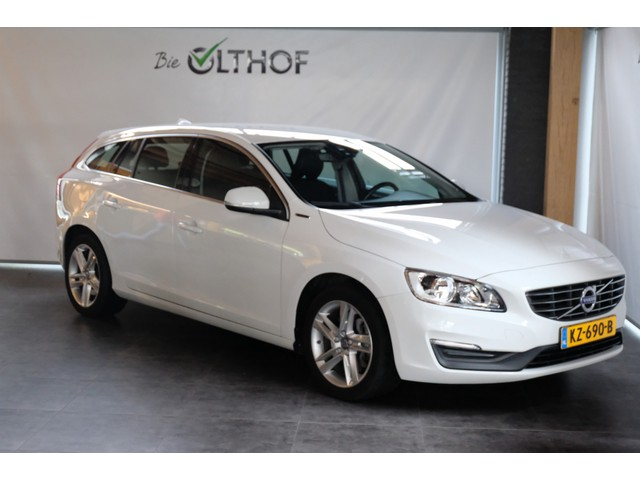 Volvo V60 2.4 D5 Twin Engine Lease Edition   MARGE   CLIMA   STOELVERW.