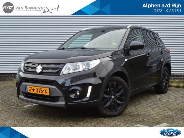Suzuki Vitara 1.6 Exclusive *Zeer compleet* nette auto* 1e eigenaar*Goed onderhouden* van Bunningen Alphen a d Rijn