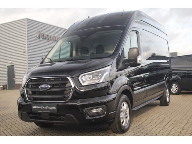 Ford Transit 350 2.0TDCI 185pk L3H3 Limited | Automaat | Airco | Adaptive Cruise | Lane assist | Camera V+A | Navi | Parkeer assist | Lease 5