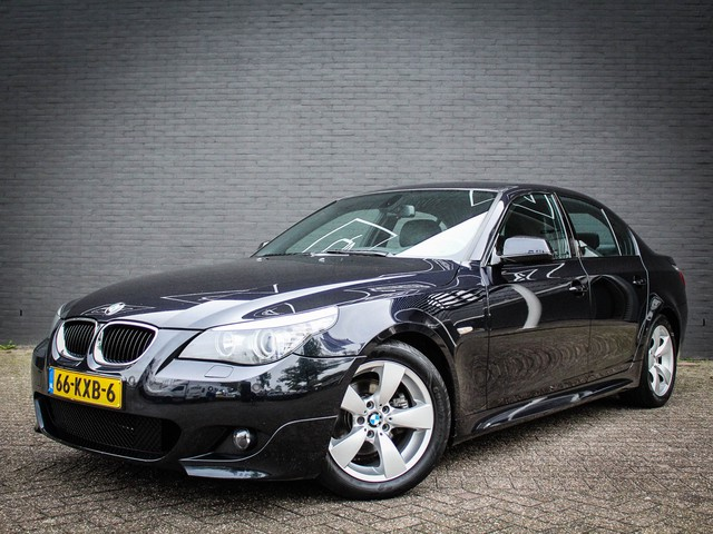 BMW 5 Serie 520i Corporate Lease Business Line M-Sport