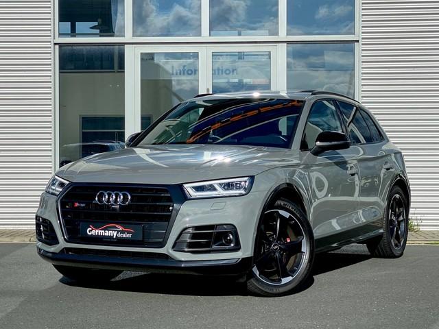Audi SQ5 3.0TFSI 354pk quattro Pano Luchtv ACC Matrix-LED TopView Trekh Stoelventilatie