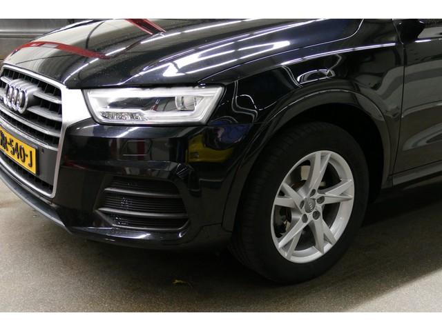 Audi Q3 2.0 TDI Euro-6 quattro Design Pro Line Plus BJ2015 Panodak, Trekhaak, Led, Stoelverw, Clima, Cruise