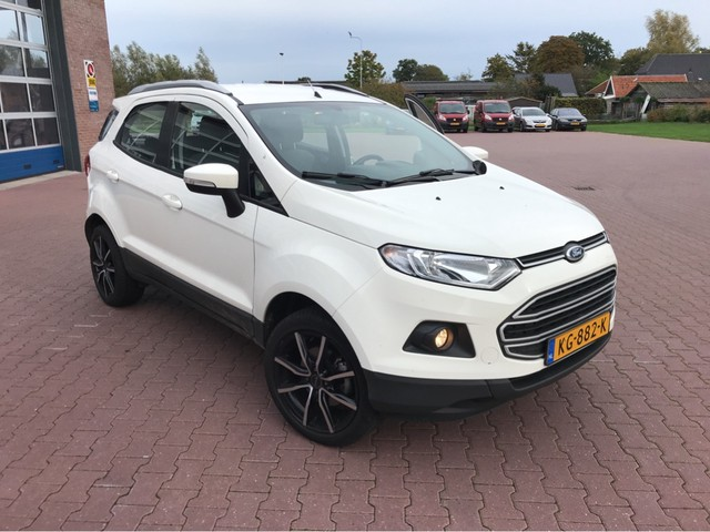 Ford EcoSport 1.0 EcoBoost 125pk Trend | Airco | PDC