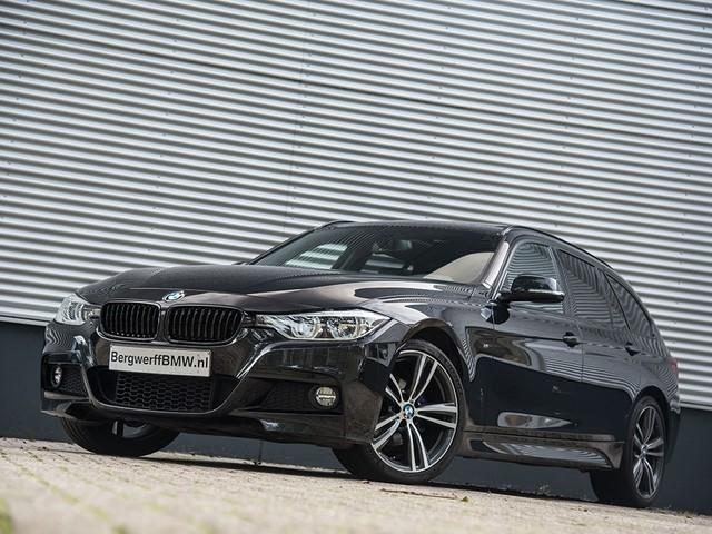 BMW 3 Serie Touring 320i xDrive M-Sport   Panoramadak   High Executive