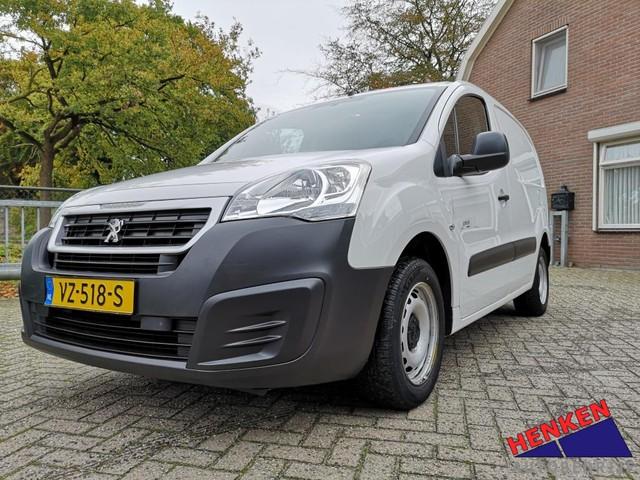 Peugeot Partner 120 L1 Pro 1.6 BlueHDi 75