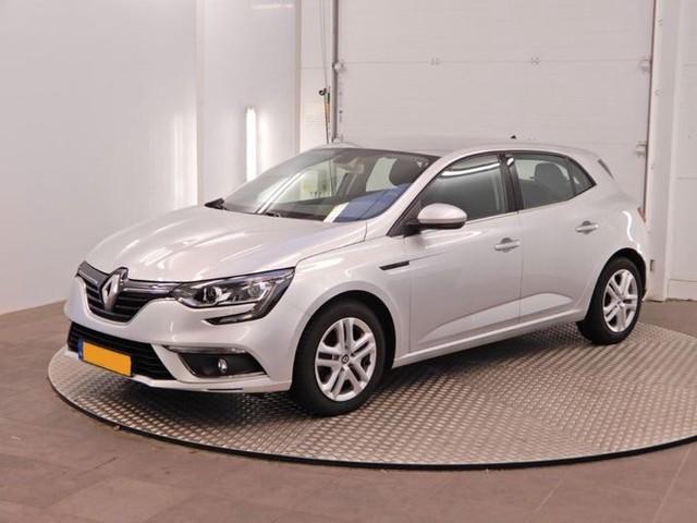 Renault Megane 1.5 dCi Eco2 Zen *NAVI+PDC+ECC+CRUISE*