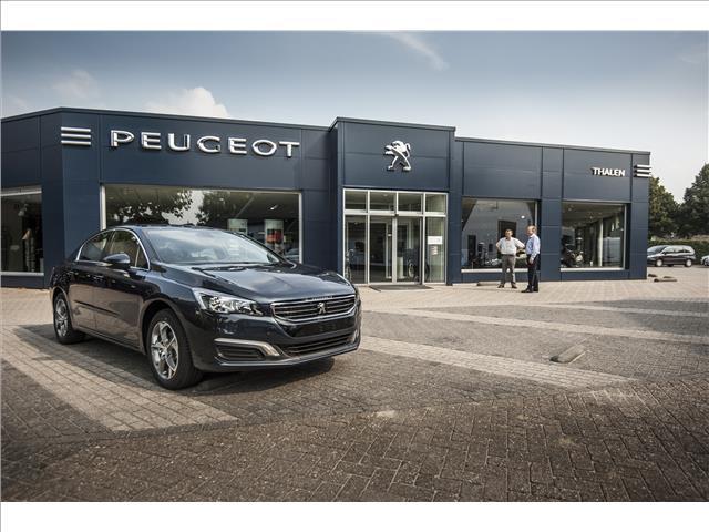 Peugeot 2008 110pk Allure TREKHAAK NAVI ZEER COMPLETE AUTO!