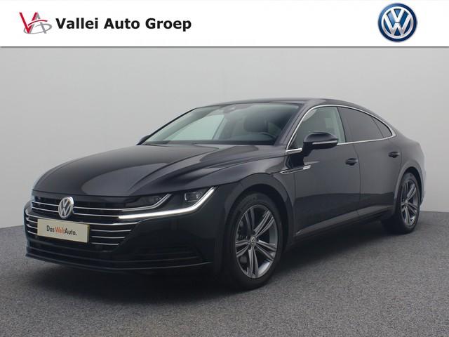 Volkswagen Arteon 2.0 TDI 150PK DSG | Navigatie | Full LED | Keyless Entry | 18 inch lichtmetalen velgen | Adaptive Cruise Control | Climatronic |