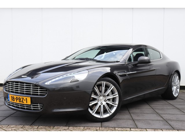 Aston Martin Rapide 6.0 V12 | 476 PK | NL. AUTO | NAVI | B&O | LEDER | CRUISE | CLIMATE | LMV | XENON |
