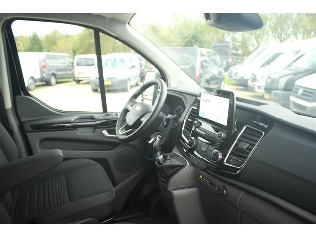 Ford Transit Custom 300 2.0TDCI 170pk L2H1 Limited | Nieuw! |  L+R Zijdeur | Navi | Camera | DAB | Airco | Cruise | Lease 462,- p m