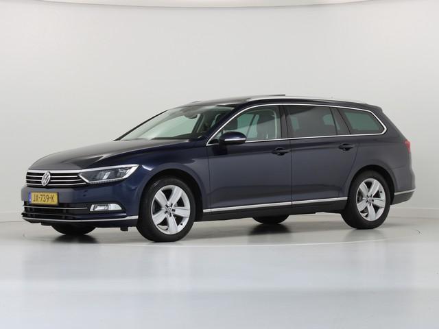 Volkswagen Passat 1.6 TDI 120 PK DSG Variant Highline (BNS)