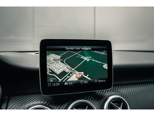 Mercedes-Benz A-Klasse 180 Business Solution AMG 123PK   44DKM   PDC   NIEUWSTAAT   SPORTSTOELEN   NAVIGATIE   START KNOP