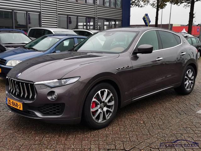 Maserati Levante 3.0 V6 D AWD 275PK