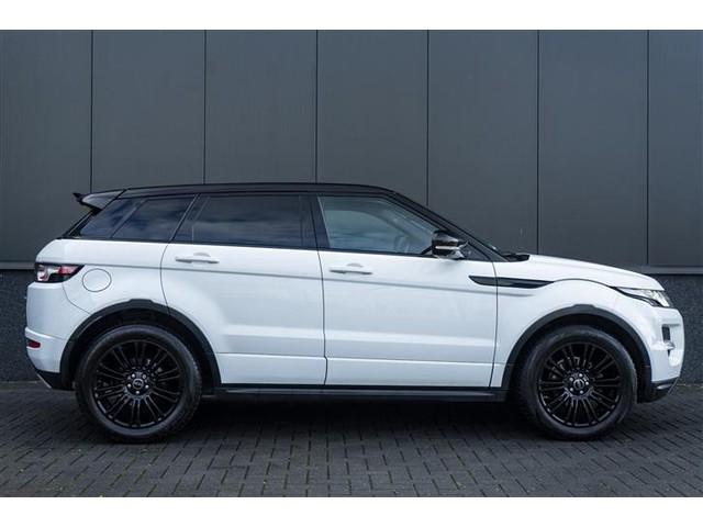 Land Rover Range Rover Evoque 2.2 SD4 Dynamic Panodak TV 360Camera Meridian  DAB Standkachel VOL!