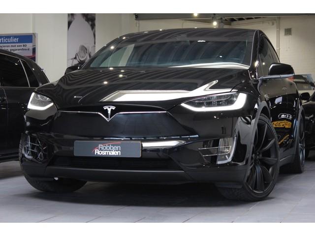 Tesla Model X 90D 6-pers 422PK S (Gratis Superc) 12 2016 VOL EX BTW