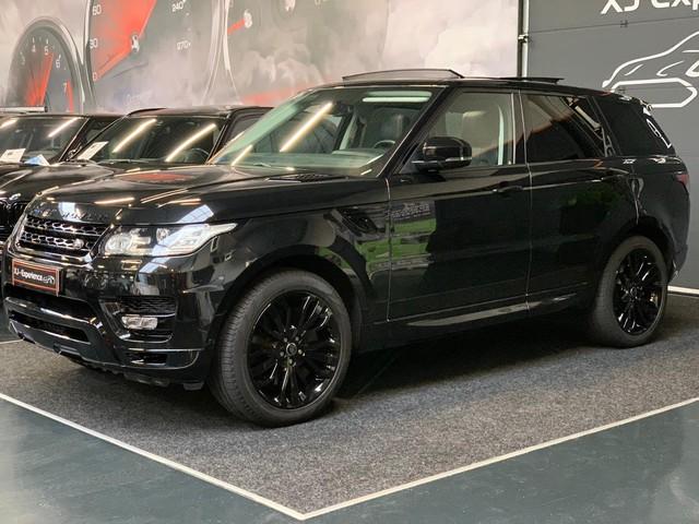 Land Rover Range Rover Sport 3.0 SDV6 Autobiography Dynamic All Black