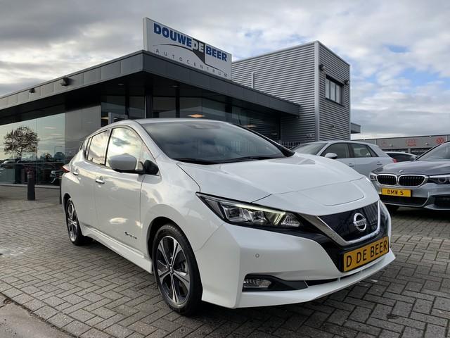 Nissan Leaf Tekna 40 kWh excl. BTW full option 4% bijtelling incl. fabrieksgarantie