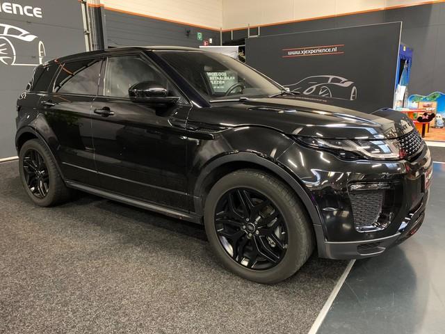 Land Rover Range Rover Evoque 2.0 Si4 HSE Dynamic BLACK PACK