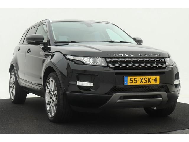 Land Rover Range Rover Evoque 2.2 TD4 4WD Prestige Aut. | 2de eigenaar | Navigatie | Xenon | Panoramadak | Leder