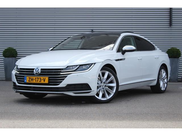 Volkswagen Arteon Elegance Business 1.5 150 pk TSI DSG, FISCALE ACTIE, Advance pakket, Ambiente verlichting plus!