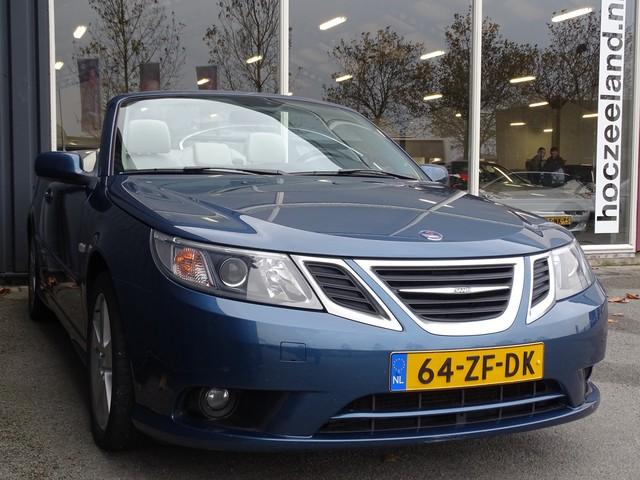 Saab 9-3 Cabrio 1.9 TiD Vector Autmaat | Navi | Premium Seat Pack