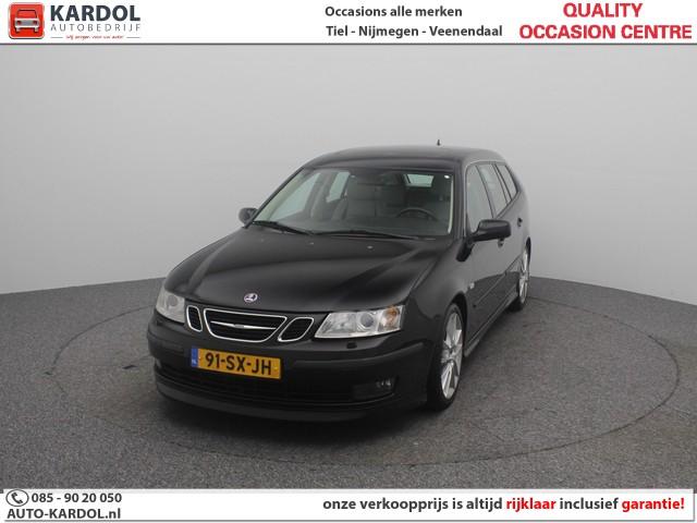 Saab 9-3 Sport Estate 2.8 V6 T Aero | Schuifdak | Leder | Incl Beurt en APK