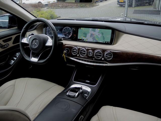 Mercedes-Benz S-Klasse 63 AMG 585PK 4Matic Lang FULL AUSSTATTUNG!