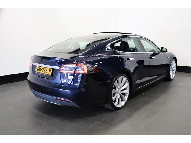 Tesla Model S 85 368 PK | AUTOPILOT | PANO-DAK | 21'' TURBINE | € 37.950,- Ex.