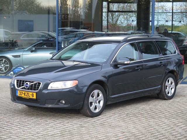 Volvo V70 2.4D Limited Edition Aut. | Leder | Navi | Trekhaak | Bluetooth