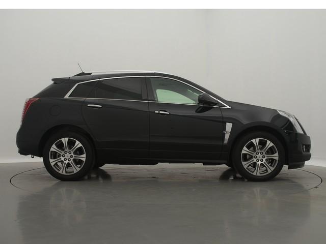 Cadillac SRX 3.0 V6 AWD AUTOMAAT **55.000 KM** Sports Luxury   NAVI   AIRCO-ECC   LEDER   CRUISE CTR.   AUDIO   PDC   LMV 20